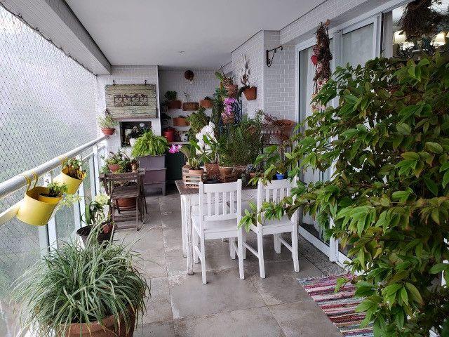 Santos, 3quartos, marapé, the garden, 131m2, lazer completo - Foto 3