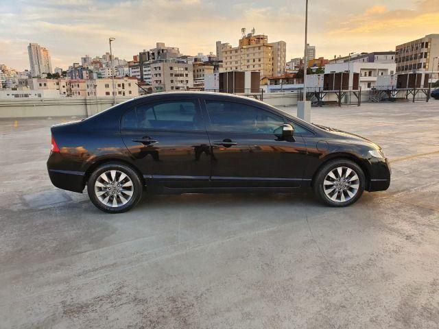 Honda New Civic LXL Flex - Automático + Borboletas - Abaixo da Fipe - Foto 6