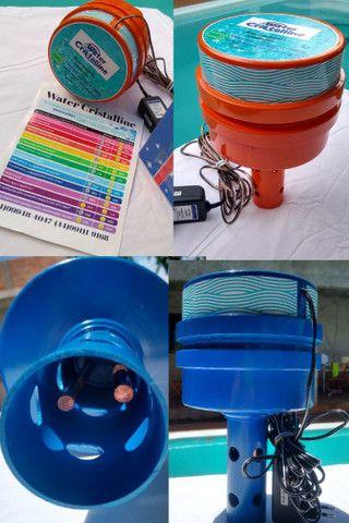 Ionizador para piscina até 35mil litros - Foto 2