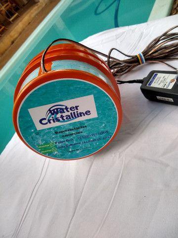 Ionizador para piscina até 35mil litros - Foto 3