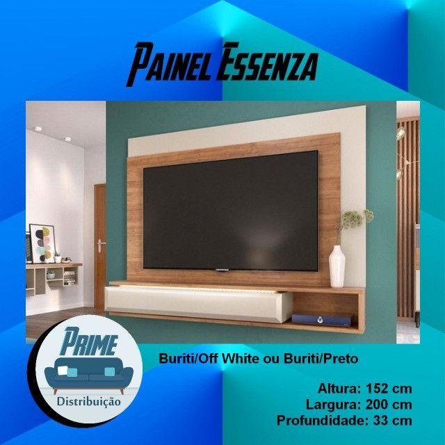 "Painel Essenza para TV de até 72"" Entrega rápida! 2374 - Foto 6"