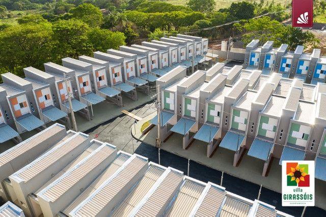 Casa nova no Condomínio Villa Girassóis  - Foto 11