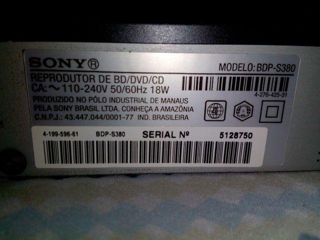 Blue-ray/ DVD Sony HDMI - Foto 4