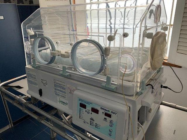 Incubadora Neonatal para ambulância - Foto 2