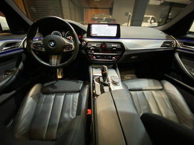 BMW 530i M Sport 2.0 Turbo 2018 - Foto 18
