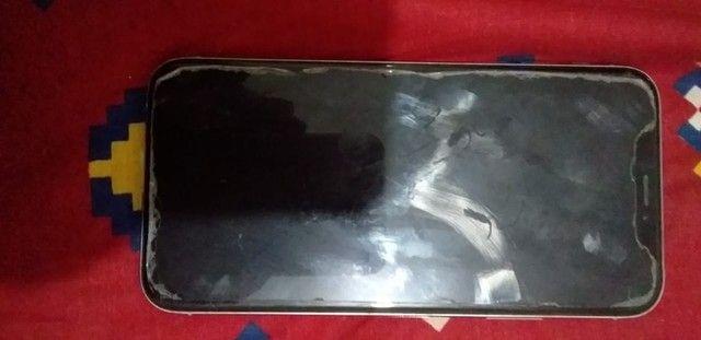 Celular IPhone XS branco  - Foto 2