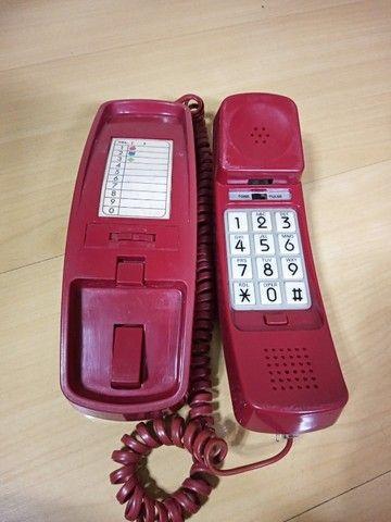 Telefone Tijolinho Retrô - Foto 3