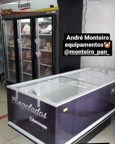 Ilhas para congelados ou resfriado supermercado frigorífico padaria Aparti $5.500 - Foto 4