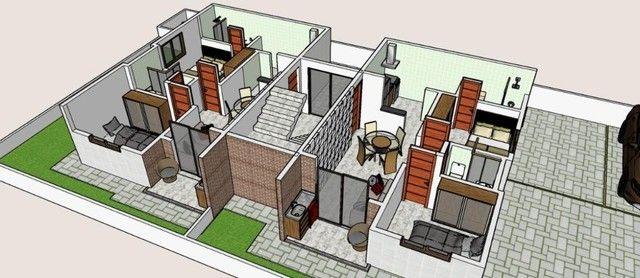 Apartamento em Altiplano, João Pessoa/PB de 50m² 2 quartos à venda por R$ 177.900,00 - Foto 4