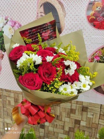 Flores, Rosas para Aniversário - Foto 4