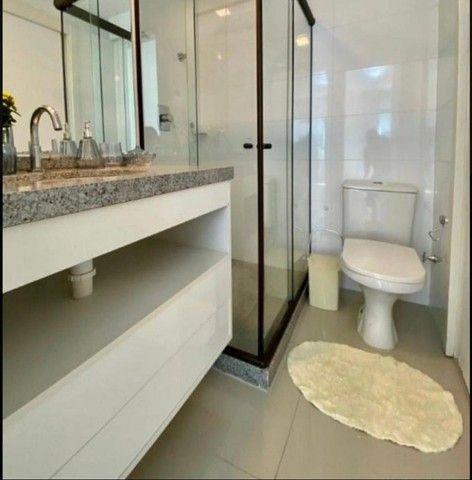 Apartamento com 3/4 + DCE, nascente - 140m² - Foto 8