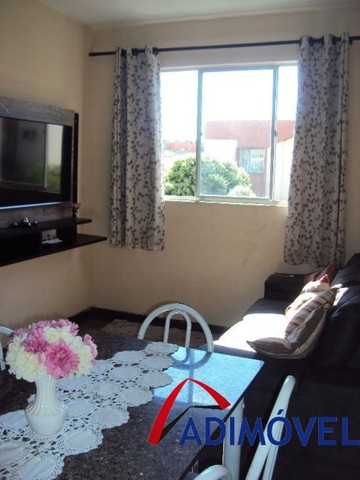 Apartamento em Jardim Camburi! 2Qts, 2Vgs, 50m².