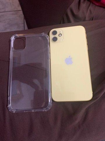 iPhone 11 128gigas zerado saúde da bateria 89 - Foto 3
