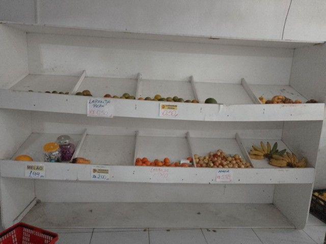 Prateleiras para Frutas e verduras