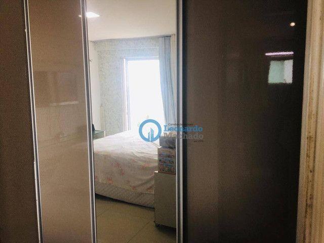 Apartamento com 3 dormitórios à venda, 135 m² por R$ 990.000 - Dionisio Torres - Fortaleza - Foto 8