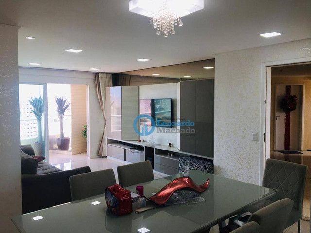 Apartamento com 3 dormitórios à venda, 135 m² por R$ 990.000 - Dionisio Torres - Fortaleza - Foto 4
