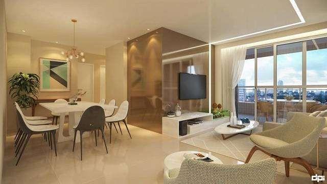 Res HAUS João Bezerra Filho - Apartamento com 3 quartos (suítes) em Aldeota - Fortaleza -  - Foto 2