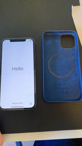 Iphone 12 PRO, 128GB Grafite e acessórios  - Foto 4