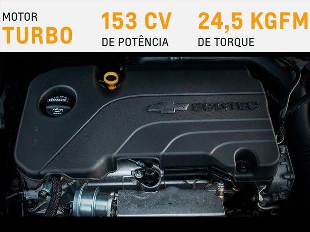 CHEVROLET CRUZE 1.4 TURBO LTZ 16V FLEX 4P AUTOMÁTICO - Foto 11