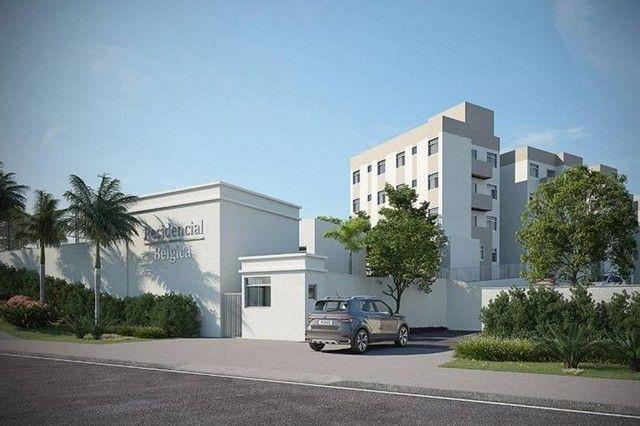 Apartamento em Monte Verde, Betim/MG de 45m² 2 quartos à venda por R$ 140.900,00