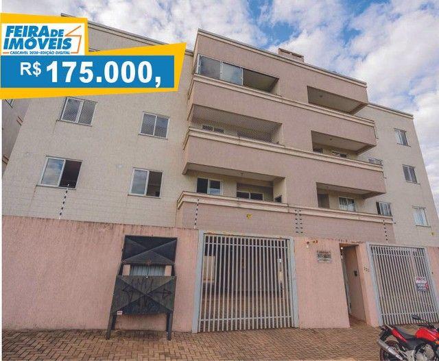 Apartamento em Fag, Cascavel/PR de 79m² 2 quartos à venda por R$ 185.000,00