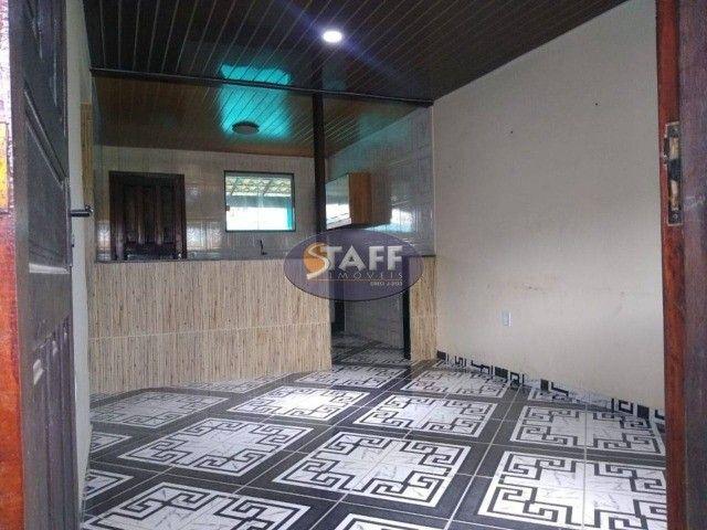 K- Casa Pronta com 2 quartos na rua do DPO em Unamar - Cabo Frio!  - Foto 13