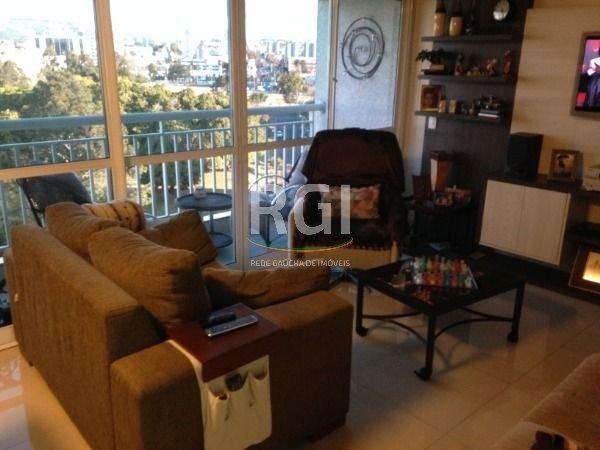 Apartamento à venda com 3 dormitórios em Jardim lindóia, Porto alegre cod:NK19206 - Foto 3