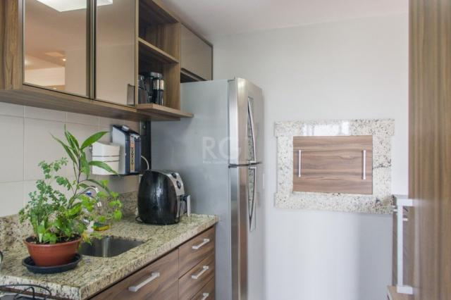Apartamento à venda com 3 dormitórios em Jardim lindóia, Porto alegre cod:EL56357234 - Foto 8