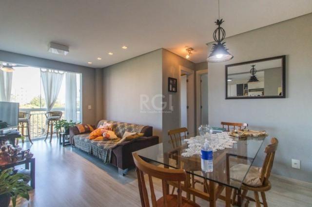 Apartamento à venda com 2 dormitórios em Vila ipiranga, Porto alegre cod:EL56356669