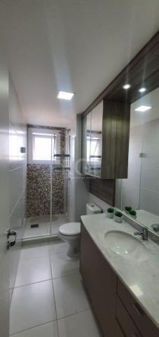 Apartamento à venda com 3 dormitórios em São sebastião, Porto alegre cod:EL56357398 - Foto 13
