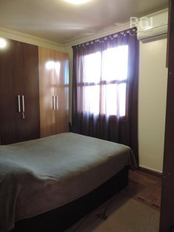 Apartamento à venda com 1 dormitórios em São sebastião, Porto alegre cod:NK19743 - Foto 9