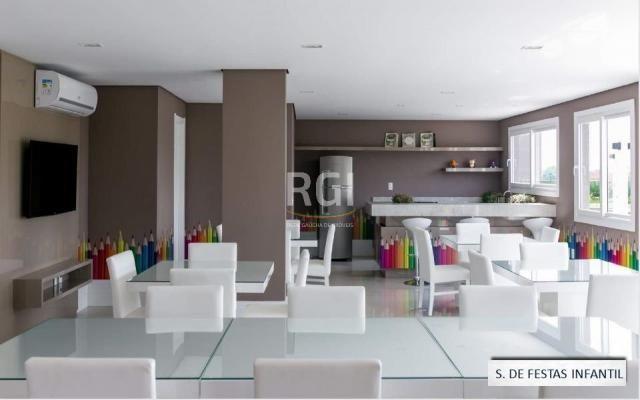 Apartamento à venda com 2 dormitórios em Jardim lindóia, Porto alegre cod:HT214 - Foto 16