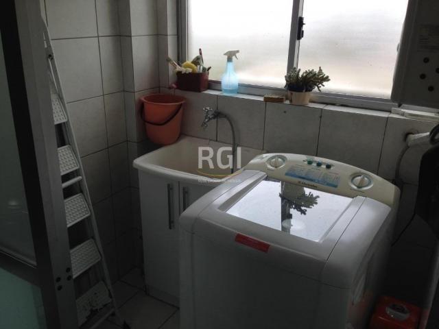 Apartamento à venda com 2 dormitórios em São sebastião, Porto alegre cod:LI50876785 - Foto 16