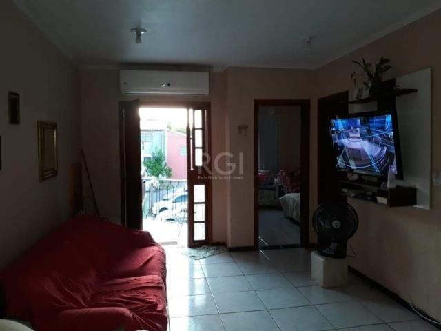 Apartamento à venda com 2 dormitórios em Vila bom princípio, Cachoeirinha cod:LI50879351 - Foto 3