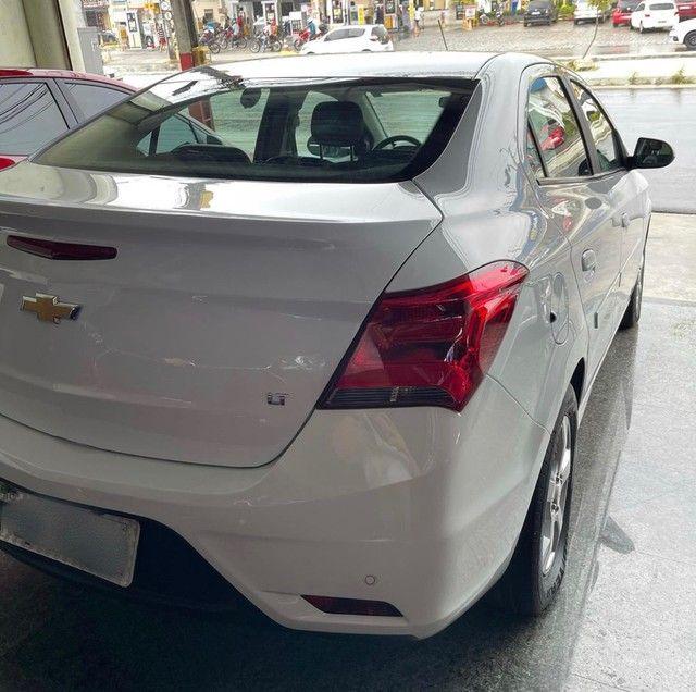 Chevrolet Prisma 1.4 LT 2019     estado zero - Foto 4