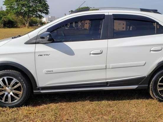 (Bruno M) Chevrolet Onix 1.4 Activ 8V Flex   - Foto 6