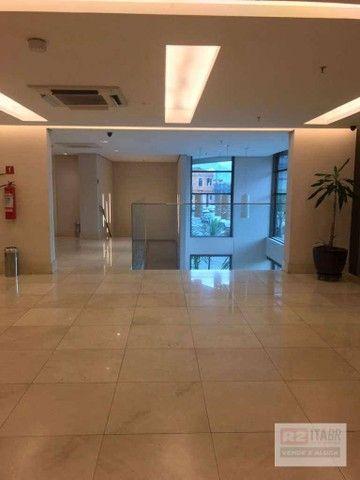Conjunto, 43 m² - venda por R$ 180.000,00 ou aluguel por R$ 1.800,00/mês - Valongo - Santo - Foto 8