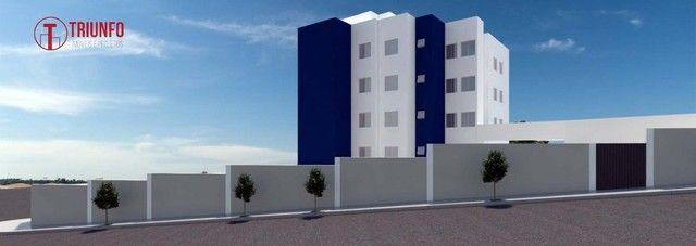 Apartamentos a venda no bairro Caiçara em Belo Horizonte-Cód 1557 - Foto 8