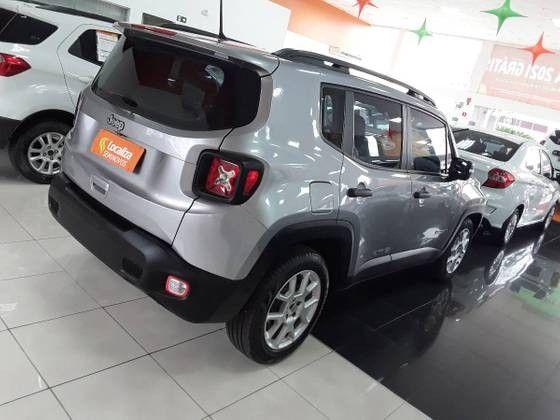 RENEGADE 2019/2019 1.8 16V FLEX SPORT 4P AUTOMÁTICO - Foto 7