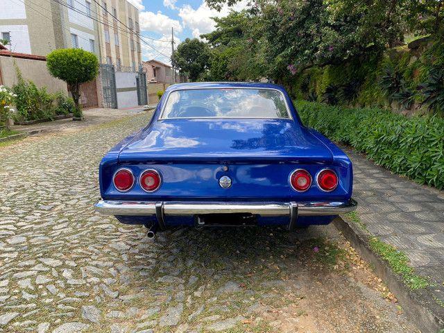 Opala 4cc 75 76 Placa Preta Colecionador Original  - Foto 4