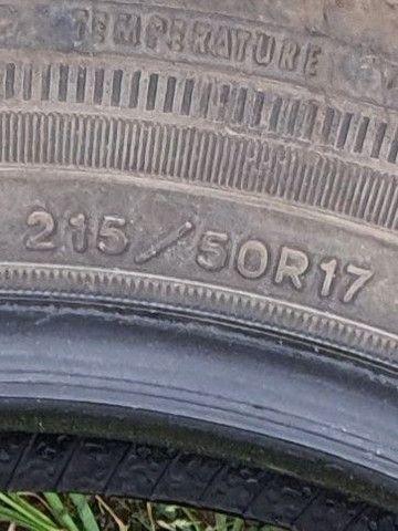 4 pneus com 5 meses de uso