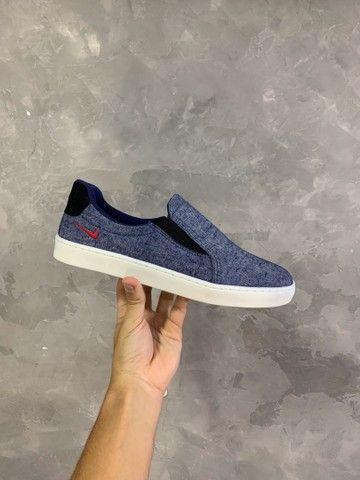 Tênis Nike Jeans - Foto 3