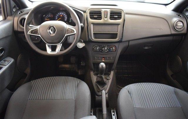 Renault Sandero 1.0 12V SCE FLEX LIFE MANUAL - Foto 2