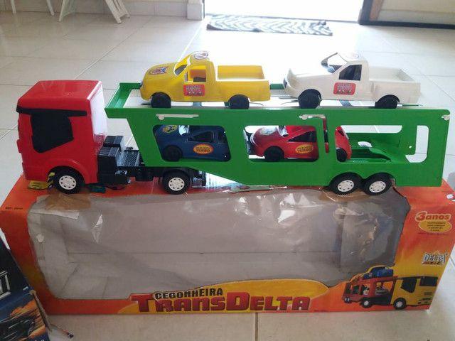Brinquedos seminovos para venda  - Foto 6