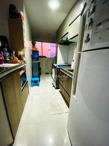 Condomínio Saint Angeli, Apartamento com 3 dormitórios à venda, 73 m² por R$ 360.000 - Mes - Foto 7