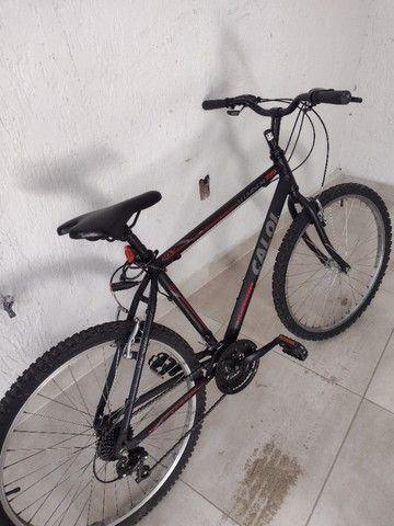 Bike Caloi aluminium - Foto 2
