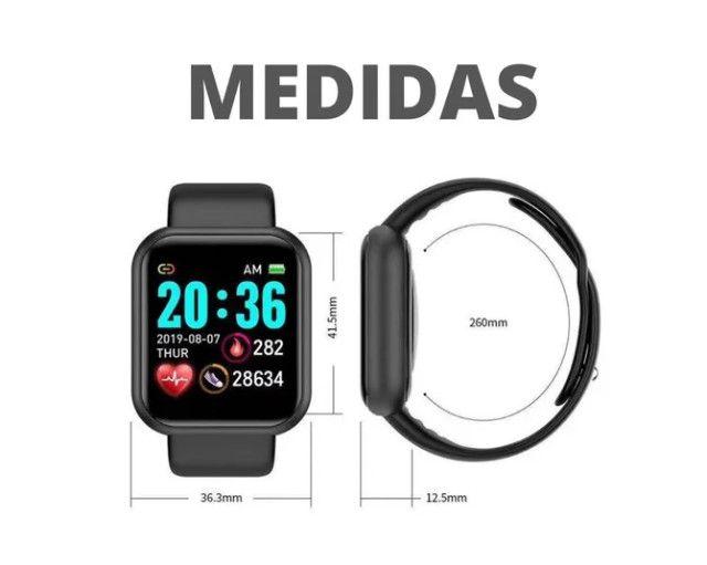 Smartwatch Relógio d20 promoção - Foto 2