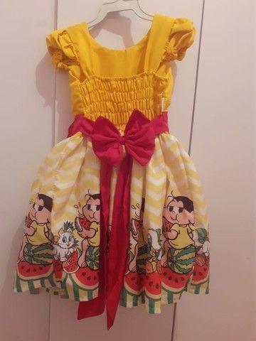 Vestido de festa da Magali - Foto 2