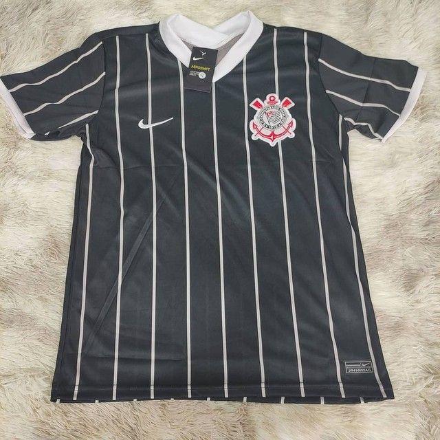 Camisa Corinthians (p ao GG) entrega gratuita para toda João pessoa