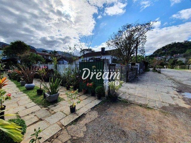 Casa com 3 dormitórios à venda, 104 m² por R$ 790.000,00 - Alto - Teresópolis/RJ